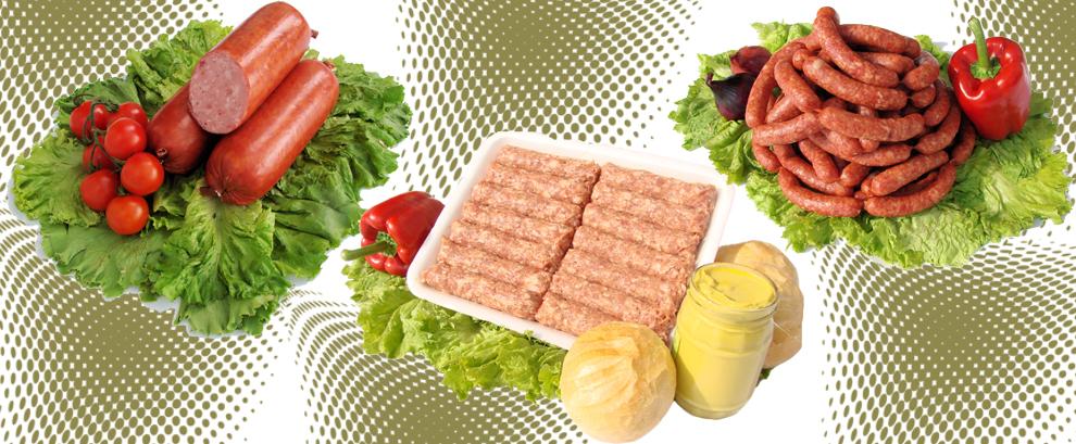 Produse de carmangerie